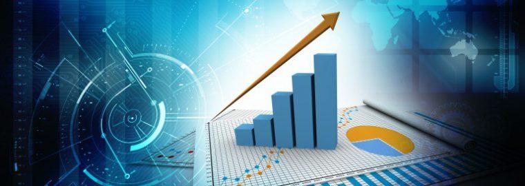 成長率グラフ