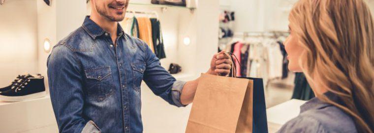 買い物をするイメージ