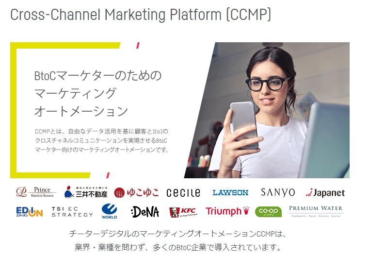 Cross-Channel Marketing Plat